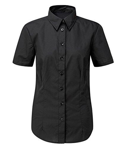 Mirabella dames shirt met korte mouwen voor gezondheid en schoonheid