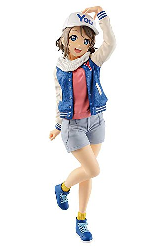 Banpresto Prize School Idol Project Figure You Watanabe