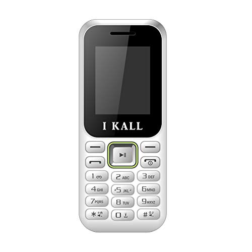 IKALL K130 18 Inch Display Feature Phone Blue White