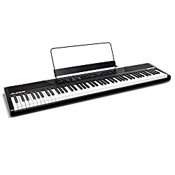 Alesis Recital | 88 Key Beginner Digital Piano - Best Keyboard Pianos