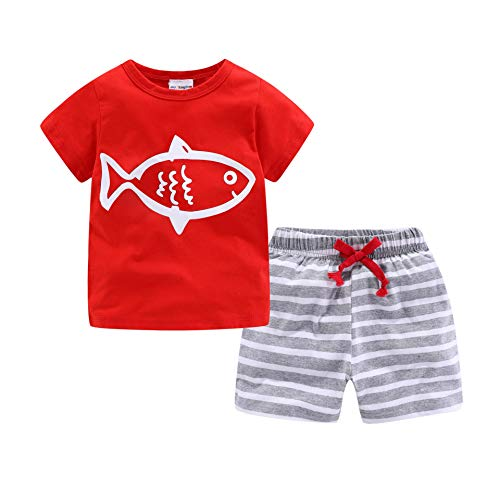 Mud Kingdom Toddler Boys Short Clot…