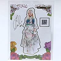 oh my girl Mimi ミミ Coloring book Sign Photocard