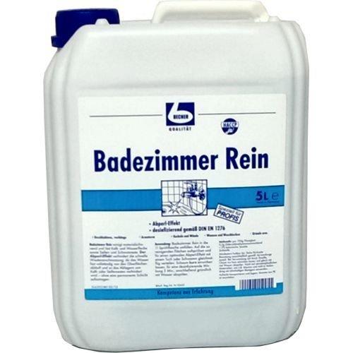 Dr.Becher Badezimmer Rein 5l