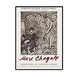 Swarouskll Marc Chagall Artwork Ausstellung Wandkunst