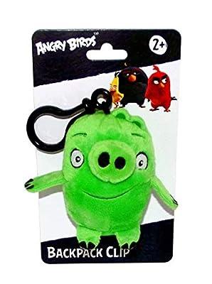 Angry Birds Movie Clip On Pig Plush