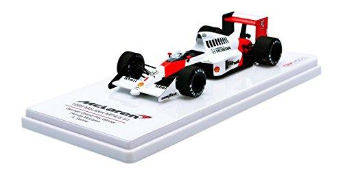 True Scale Miniaturen–tsm154336–McLaren MP4/5–Winner GP Deutschland 1989–Maßstab 1/43–Weiß/Rot