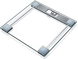 Beurer GS 11 Digital Glass Scale (Silver)