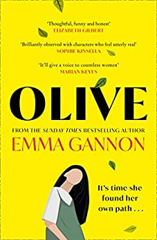 Olive: The debut novel that everyone's talking about for 2020 from the bestselling author by [Emma Gannon]