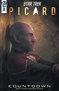 Star Trek: Picard—Countdown 2話 表紙画像