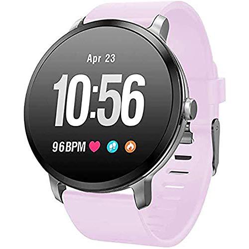Rastreador de actividad Bluetooth reloj inteligente/batería larga resistente a la vida de la pantalla de la acuarela pulsera inteligente múltiples mod...