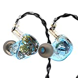Thieaudio Legacy 3 2BA + 1DD Hybrid Triple Driver in Ear Monitor for Audiophiles Musicians (Clockworks)