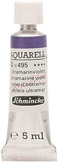 Schmincke 14495001 Horadam Watercolor 5 ml Ultramarine Violet