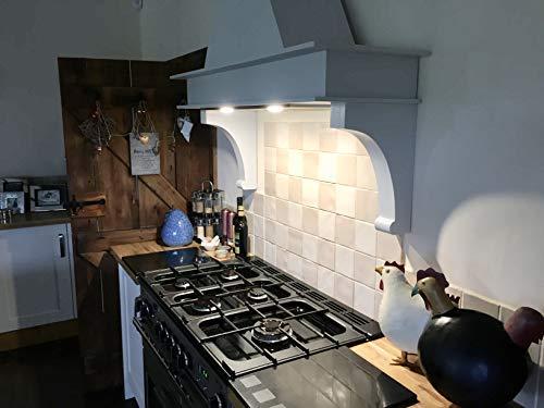 Cooker hood for Aga Siemens Bosch Lacanche Everhot
