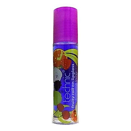 Technic Fruity Roll On Lipgloss In Wild Berry