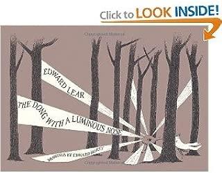 Edward Gorey,Edward Lear'sThe Dong with a Luminous Nose [Hardcover](2010)