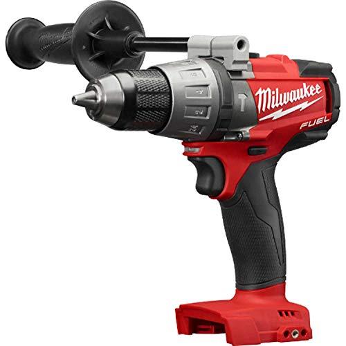 Milwaukee 2804-20 M18 FUEL 1/2 Inch Hammer Drill Tool-Peak Torque = 1,200