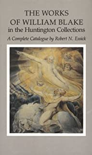 The Works of William Blake in the Huntington Collections