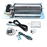 Direct store Parts Kit DN106 Replacement Fireplace Blower Fan Kit GZ550 for Continental