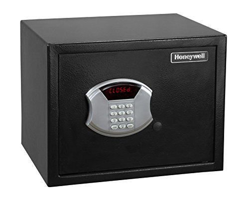 Honeywell HW-5103 Dokumentenbox, schwarz, 23.5 litres