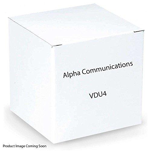 ALPHA VDU4 STR VIDEO DISTRIBUTION 4OUTPUT