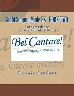 Sight Singing Made EZ Book 2