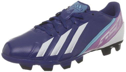 adidas F5 Trx Fg, Scarpe da calcio Uomo, Blu (Blau (DRKBLU/RUNWH)), 45