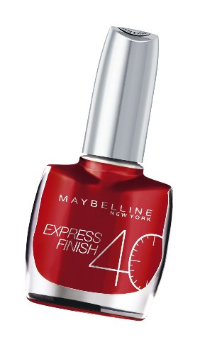 MAYBELINE - Express Finish 40 secondes - Cerise 505 - 10ml