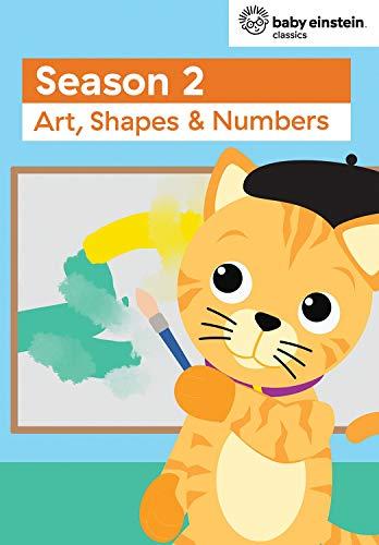 Baby Einstein Classics: Season 2, Art, Shapes, Numbers
