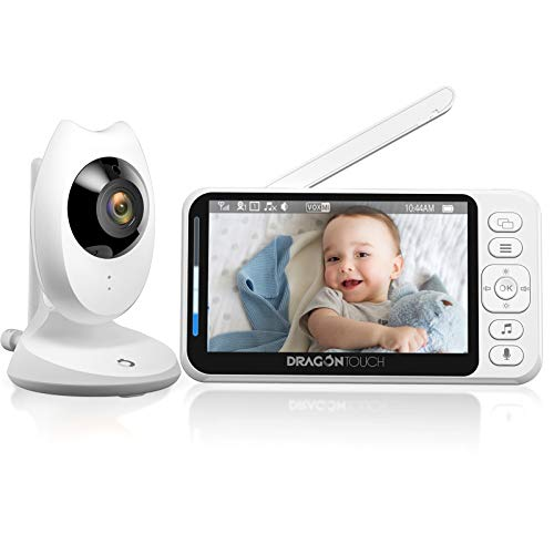 "Dragon Touch E40 4.3"" HD LCD Display with Camera"