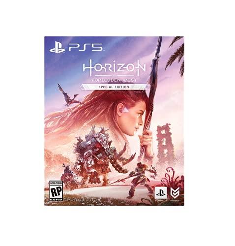 Horizon Forbidden West  Special Edition PS5  PlayStation Studios  Amazon $79.99   Amazon UK…