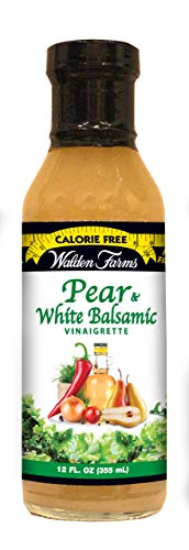 Walden Farms Pear White Balsamic Vinaigrette - (2 Pack )