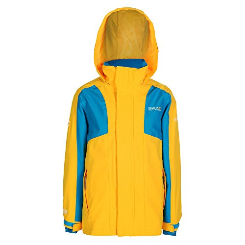 Regatta Great Outdoors Kinder 3in1 Jacke Flume (11/12 Jahre (152)) (Gold Heat)
