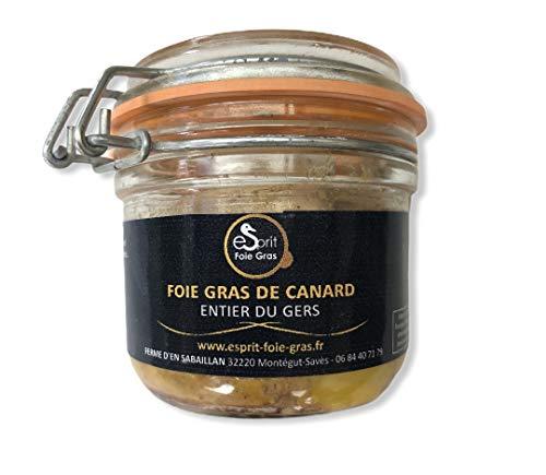 commercial petit foie gras puissant