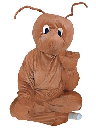 Ameisen-Kostüm, Su21/00 Gr. M-L, Ameise Faschingskostüm, Karnevalskostüm für Männer und Frauen, Ameisen-Kostüme für Fasching Karneval, als Karnevals- Fasnachts-Kostüm, Tier-Kostüme Faschings-Kostüme Erwachsene
