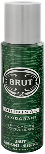 Brut Deodorant Spray Original, 3er Pack