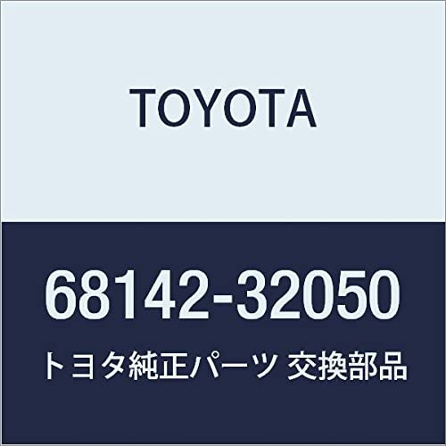 TOYOTA 68142-32050 Chicago Mall Door Special price Run Glass