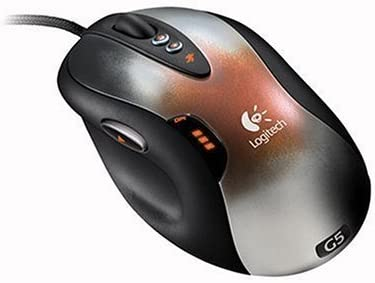 Logitech G5 Weighted USB 2.0 Laser Gaming Mouse