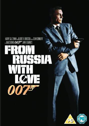 From Russia With Love [Edizione: Regno Unito] [Edizione: Regno Unito]