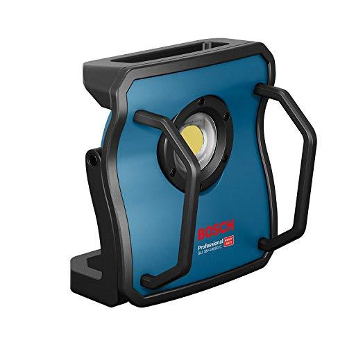 Bosch Professional 18V System Akku Baustrahler GLI 18V-10000 C (ohne Akkus und Ladegerät, Leuchtstärke: 10.000 lm, im Karton)