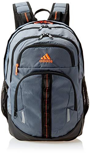 adidas Prime Rucksack, Unisex-Erwachsene, Prime, Rucksack, 977613, Onix/Schwarz/Solar Red V5, Einheitsgröße