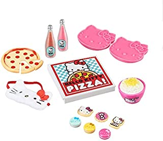 My Life As Hello Kitty Sleepover Accessories Play Set for 18 Dolls, 14 Pieces