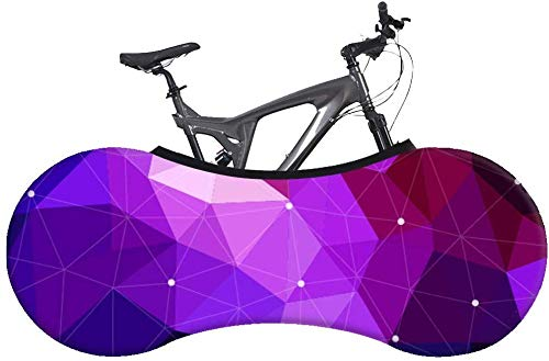Yppss Bike Cover Bicycle Indoor Storage Cover-U6 Style-Best Solution for Indoor Bicycle Storage,Tire Size: 26-28 inches Color : U6, Size : 16055CM(2628INCH)