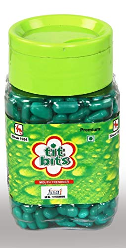 mouth freshener Titbits Freshburst Hygiene Digestive Mouth Freshener- Pack of 3