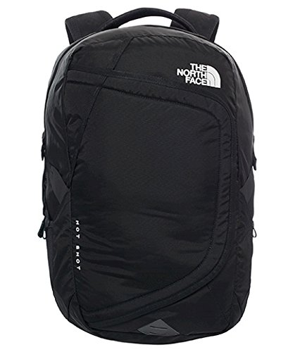 The North Face Hot Shot Mochila, Black, Talla Única