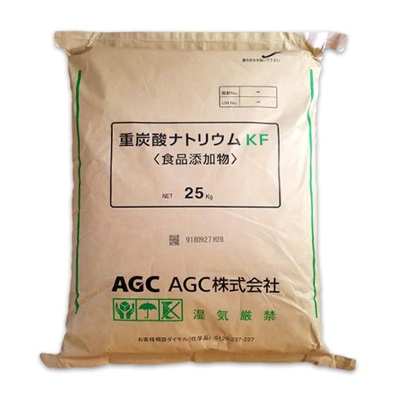 解読するシェルター幅AGC製 重曹 25kg [02] 【同梱不可】炭酸水素ナトリウム 食品添加物(食品用)国産重曹 NICHIGA(ニチガ)