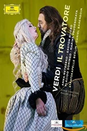 Verdi: Il Trovatore [Alemania] [Blu-ray]