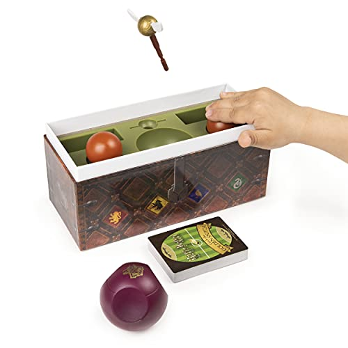 Harry-Potter-Catch-The-Golden-Snitch-A-Quidditch-Board-Game-for-Witches-Wizards-and-Muggles-Family-Game-Ages-8-up