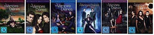 The Vampire Diaries - Staffel/Season 1+2+3+4+5+6 * DVD Set
