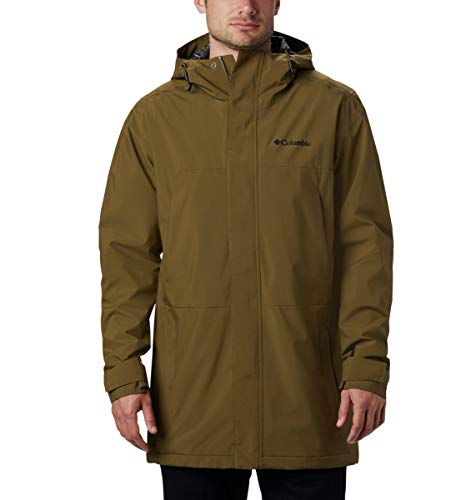 Columbia Men's Northbounder Ii Jacket, Waterproof & Breathable, New Olive, X-Large