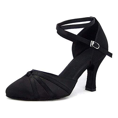 AOQUNFS Zapatos de Baile Latino...
